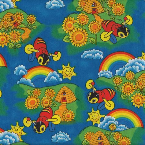 Quilt Fabric Finder by Buzzy Bees Rainbows Sunflowers New Zealand Nz Quilt