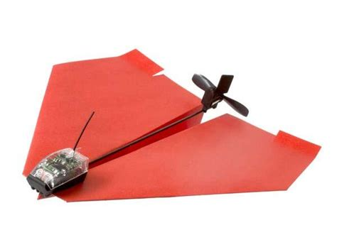 How To Make A Paper Airplane That Turns - powerup 3 0 turns paper airplane into smartphone