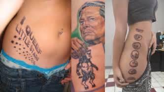 worlds worst tattoos 8 youtube