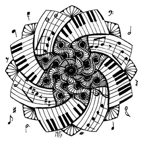 imagenes mandalas musicales olorear la guitarra de picasso buscar con google