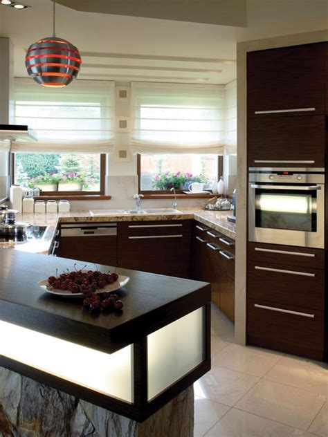 ideas for small kitchens layout small kitchen design ideas and solutions hgtv