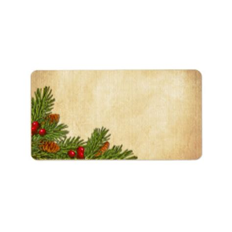 blank address labels christmas blank christmas shipping address return address labels