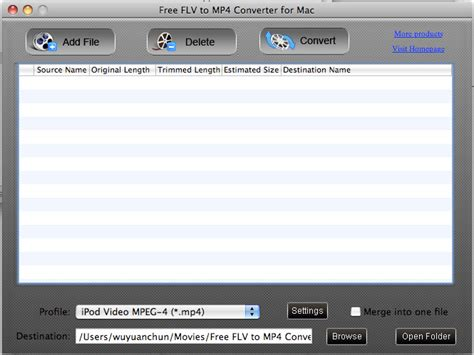 format converter mac free free flv to mp4 converter for mac convert flv video to