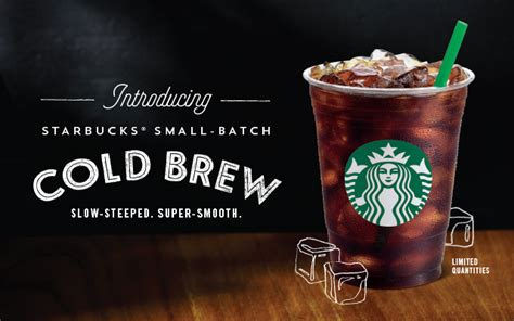 Starbucks: The Best Coffee Makers and Cold Brew Coffee
