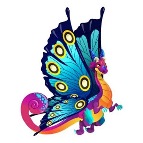 Aries Color by How To Breed Butterfly Dragon In Dragon City Dragon City