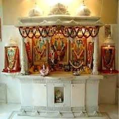 Home Temple Decoration 1000 Images About Pooja Room Mandir On Pinterest Puja