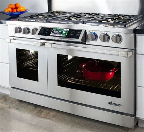 best kitchen stoves dacor discover iq dual fuel range kitchen studio of