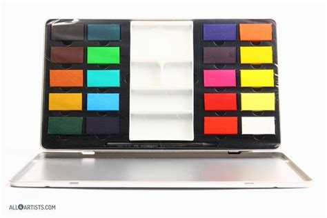 cretacolor aqua brique watercolor blocks set painting cretacolor best european materials