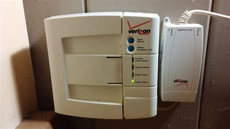 resetting fios battery silencing the verizon battery alarm 7 steps