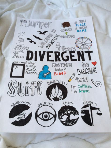 theme quotes from divergent divergent drawings google search divergent series