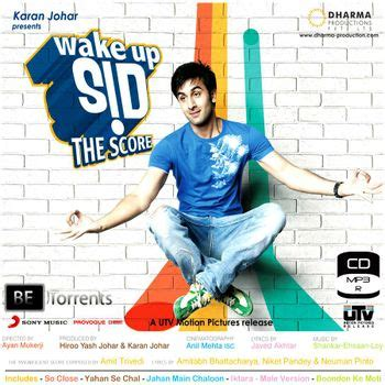 film wake up sid song download wake up sid back ground music listen to wake up sid