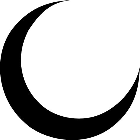 moon tattoo png crescent moon face clipart clipart suggest