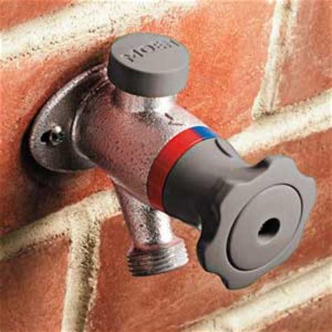 Outdoor Faucet Bib by Anybody Here A Moen Outdoor Hose Bib Redflagdeals