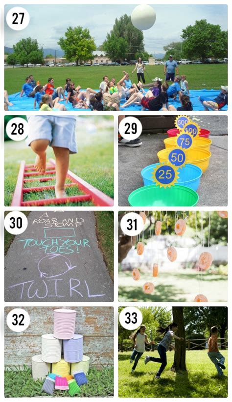 backyard kid games 65 outdoor party games for the entire family