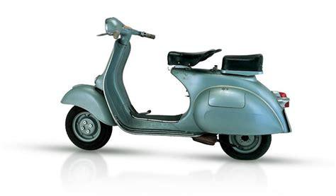 Vespa Vba 125 by Vespa From 1961 To 1970 Vespa Celebrates 70 Years