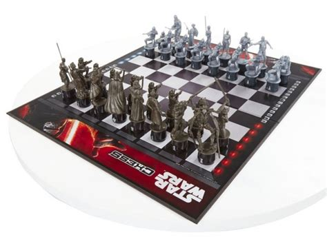 star wars chess sets the ultimate star wars home decor mega list