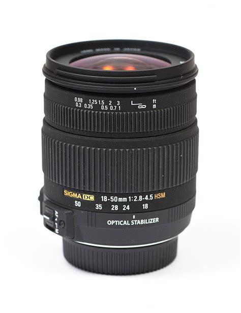 Sigma 18 50mm F 2 8 4 5 Dc Os Hsm sigma 18 50mm f 2 8 4 5 dc os hsm interchangeable lens review