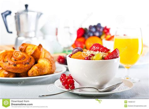 Breakfast Table | breakfast table royalty free stock photography image