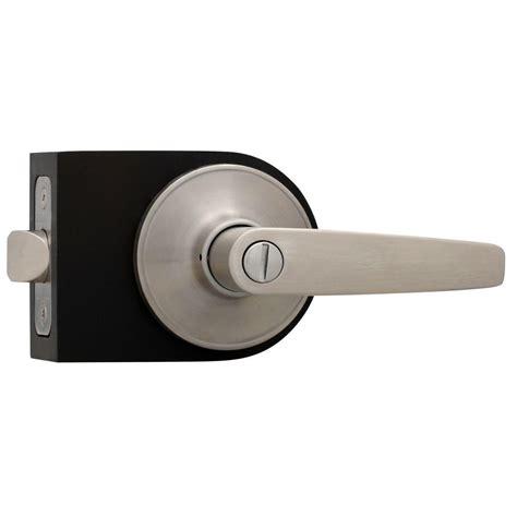Door Knob Lever by Defiant Olympic Stainless Steel Lever Combo Door Knob Set