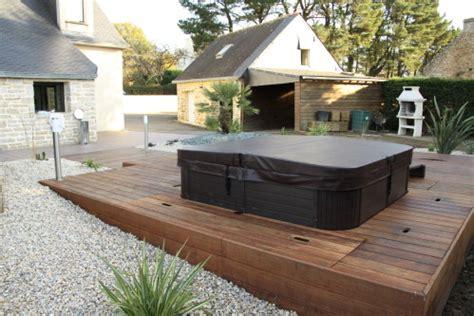 terrasse xoxo am 233 nagement d un jardin sur vannes cr 233 ation d une