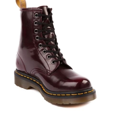 Dr Martens Maroon dr martens cherry maroon doc martens from