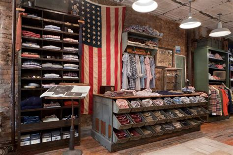 gant rugger store new york 187 retail design