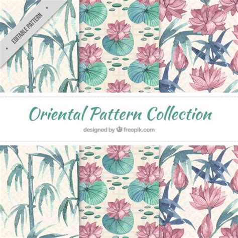pattern sourcebook japanese style download patterns of nature in japanese style vector free download