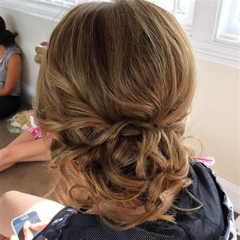 Wedding Hairstyles With Side Buns by Side Updos That Are In Trend 40 Best Bun Hairstyles For 2018