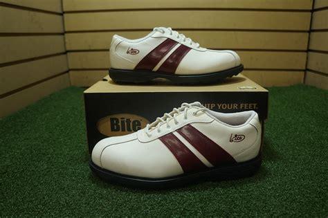 womens golf sandals size 9 new bite deuce womens golf shoe size 9 medium white ruby