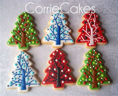 assorted christmas cookies from 2012 sugar cookies topped