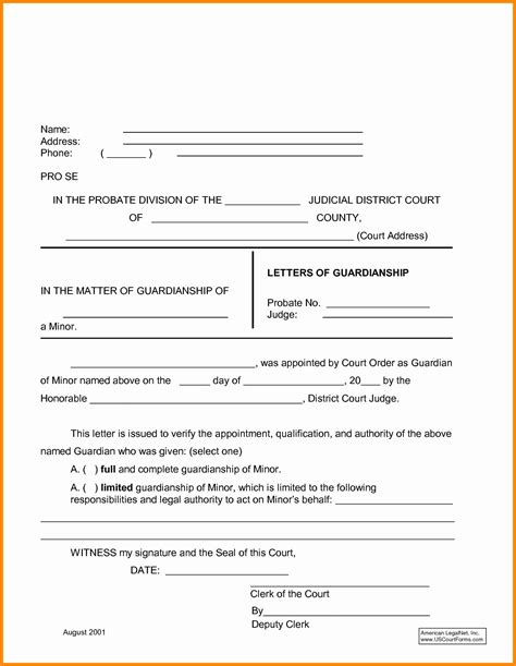 child support agreement letter sample photos of letters of