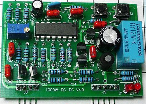 make this 1kva 1000 watts sine wave inverter