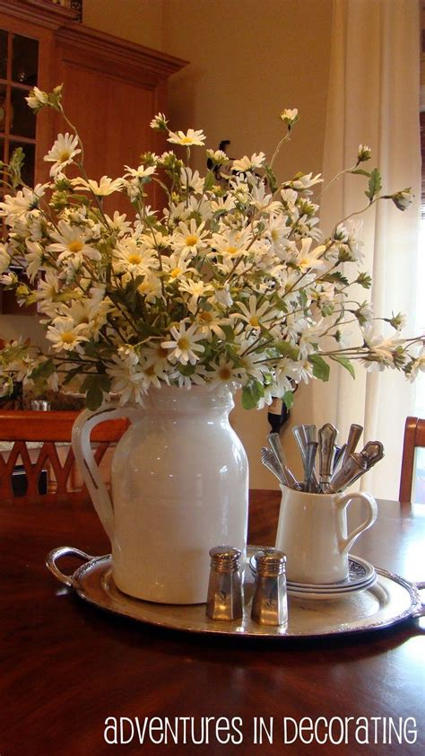 ideas for kitchen table centerpieces 803 best images about country decor on