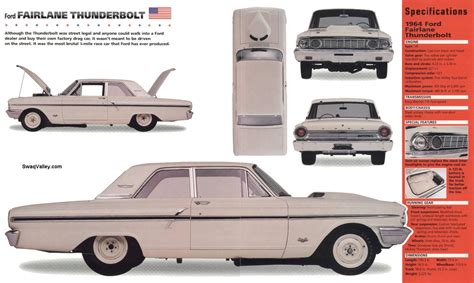 Specs Thunderbold In Riviera 1964 ford thunderbolt wallpapers vehicles hq 1964 ford