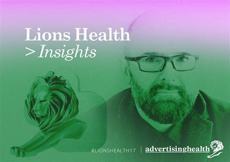 conran design group instagram lions health insights by thom newton advertising health
