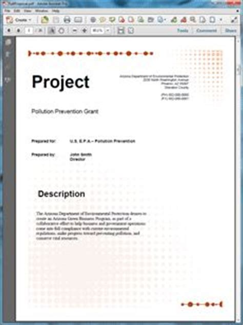 10 Best Images About Sle Government Grant Proposals On Pinterest Logos Grant Money And Federal Government Rfp Template