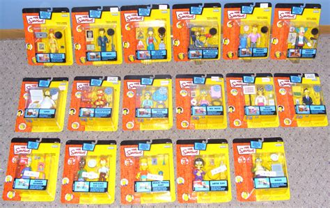 The Simpsons Family Figure my simpsons figures collection