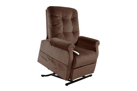 Gardner White Lift Chairs bass chocolate lift chair
