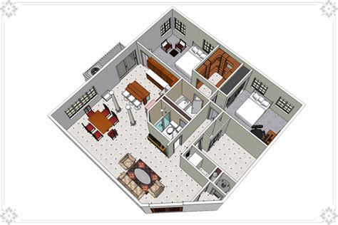 home design 3d exles sketchup models sles 3d warehouse