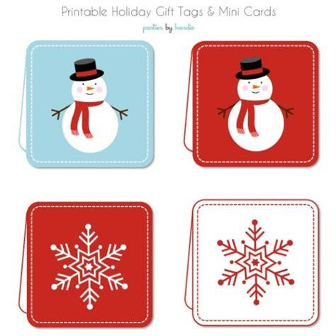 printable small christmas gift tags 7 best images of small christmas cards free printable