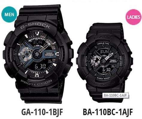 g shock and baby g s newest pair model watches limited