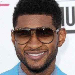 usher biography facts usher bio facts family famous birthdays