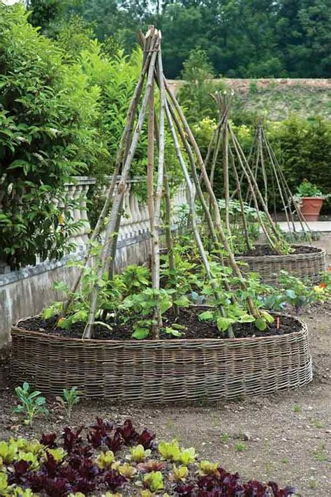 Vegetable Garden Border Ideas Top 28 Surprisingly Awesome Garden Bed Edging Ideas Amazing Diy Interior Home Design