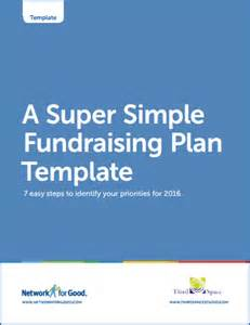 Fundraising Policy Template by Image Gallery Non Profit Fundraising Plan Template
