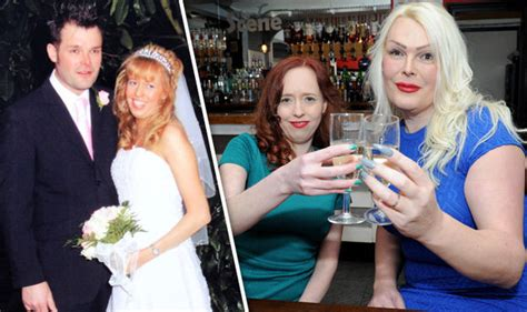 transgender husband marries wife transgender woman goes out on the pull with wife we wing