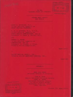 View Court Records Virginia Supreme Court Records Volume 239 Virginia Supreme Court Records
