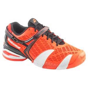 tennis shoes babolat s propulse 4 all court tennis shoes orange