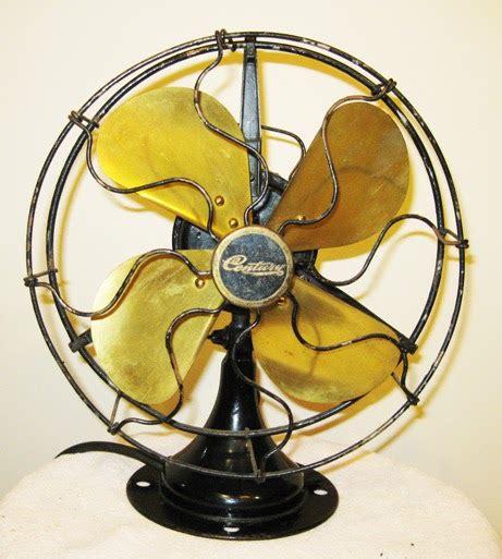 hunter fan company memphis tn 38114 gotcha fans 1918 century electric company brass bladed fan