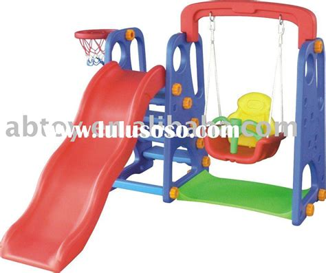 plastic slide and swing set plastic swing and slide set bd xx911 4 for sale price