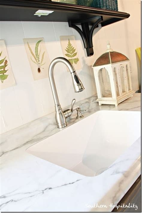 undermount sink with laminate countertop problems formica calcatta marble with undermount sink 310 w
